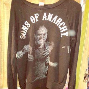 Jax teller light sweater